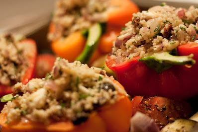 How To Make Stuffed Peppers My Way