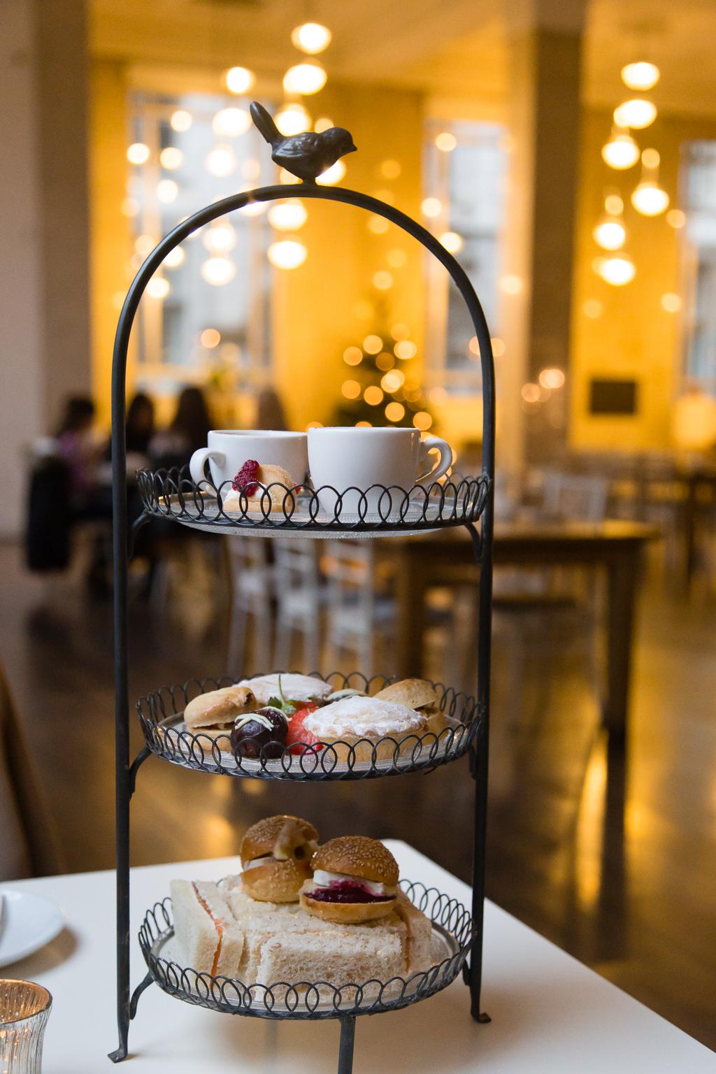 Afternoon Tea Platter, Liverpool