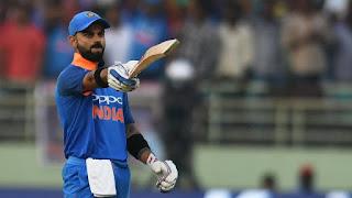 Virat Kohli wins toss, opts to bat  West Indies VS India