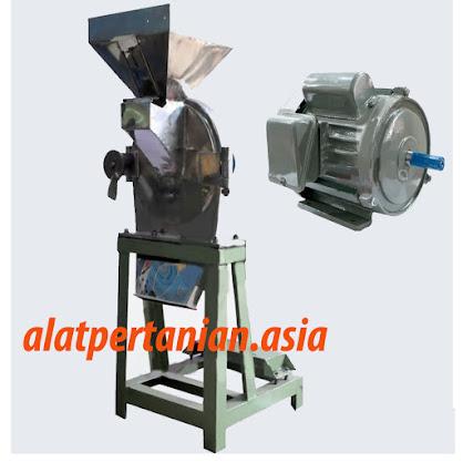 mesin penggiling bumbu kering