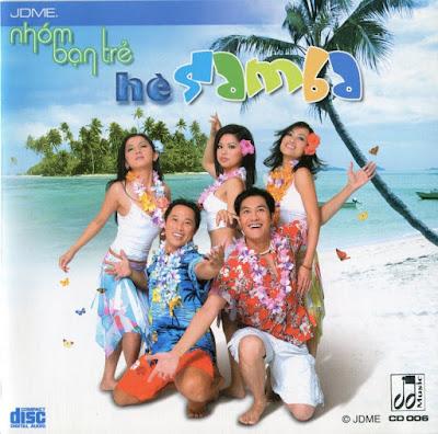 Nhóm Bạn Trẻ – Hè Samba (JDCD006) (320kbps)