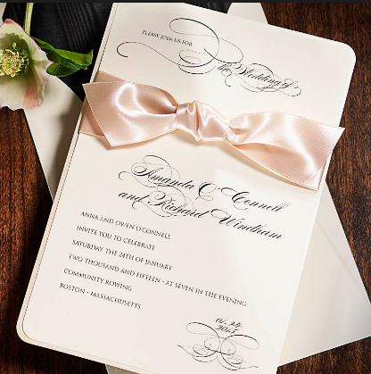 Walmart Wedding Invitations Kit