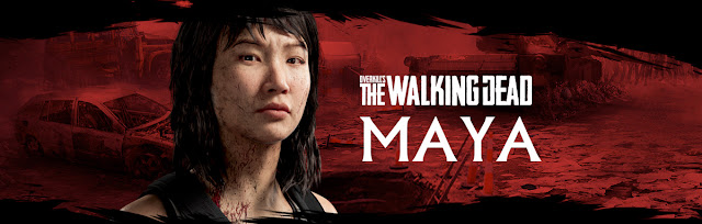 "Overkill's The Walking Dead ""Maya"" Trailer"