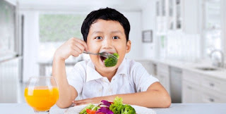 Eating Healthy When You Have Young Children
