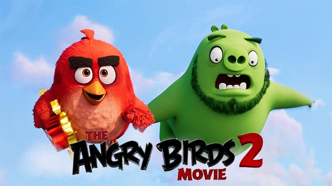 Angry Birds 2, la película (2019) 720p Latino-Ingles