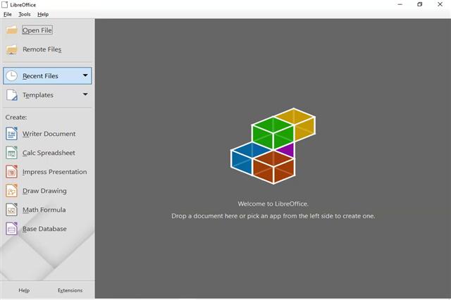 تنزيل برنامج ليبر أوفيس لإنشاء المستنادات المكتبية للويندوز مجانا