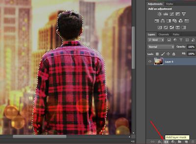 [Tutorial Photoshop] Cara Rapi Seleksi Gambar di Photoshop 17