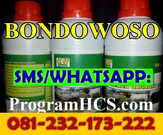 Jual SOC HCS Bondowoso