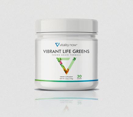 Vibrant Life Greens