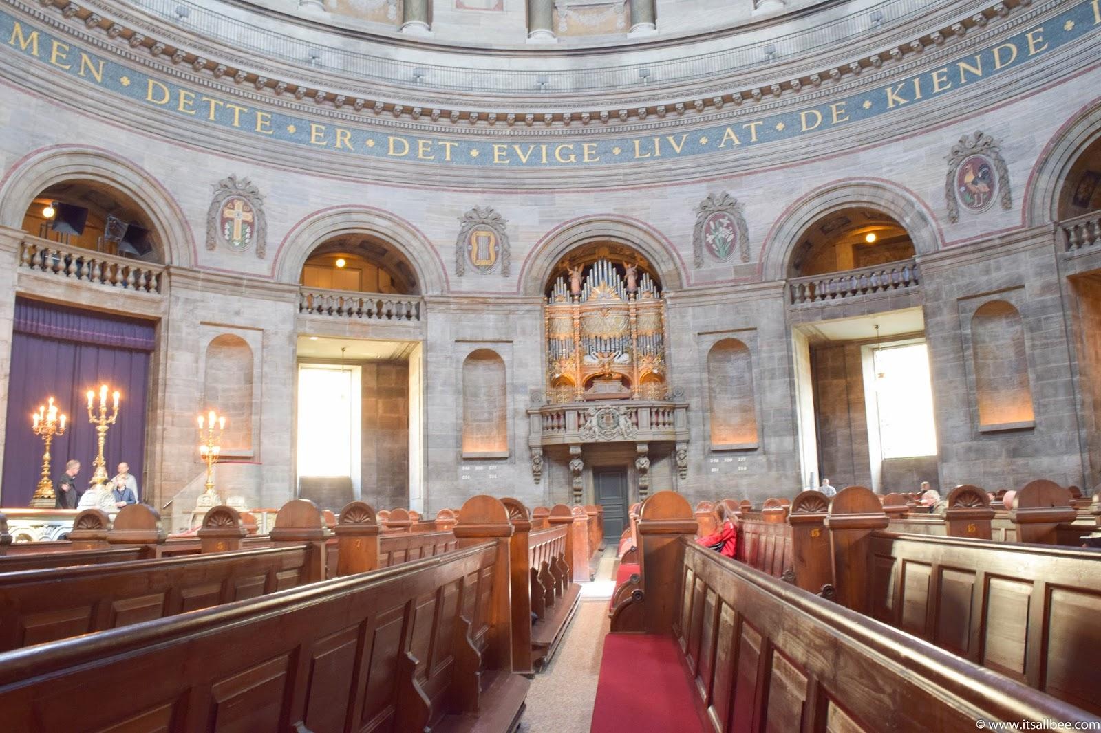 Marble Church Copenhagen