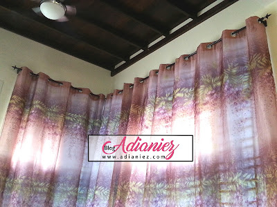 D.I.Y Aeon Extendable Curtain Rod