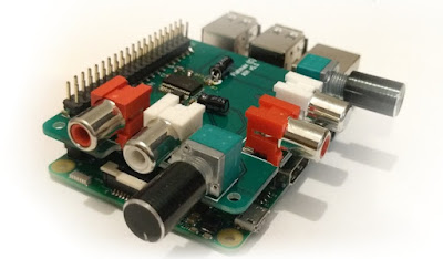 Audio Injector Sound Card for the Raspberry Pi