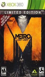 metro last light xbox 360 cod 3378 - Metro: Last Light
