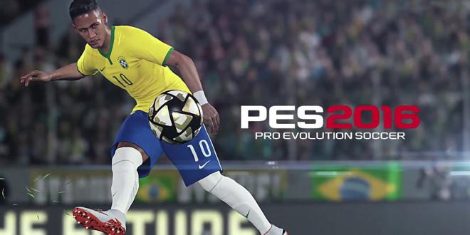 Pro Evolution Soccer 2016 Image