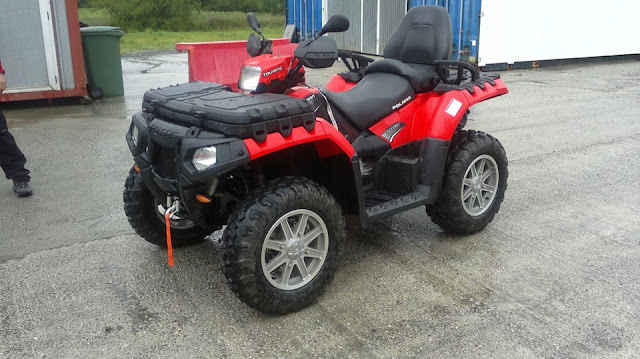 OCASION POLARIS SPORTSMAN TOURING 550