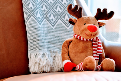 The Small Reindeer with a Red Nose - Lyrics of Christmas Songs