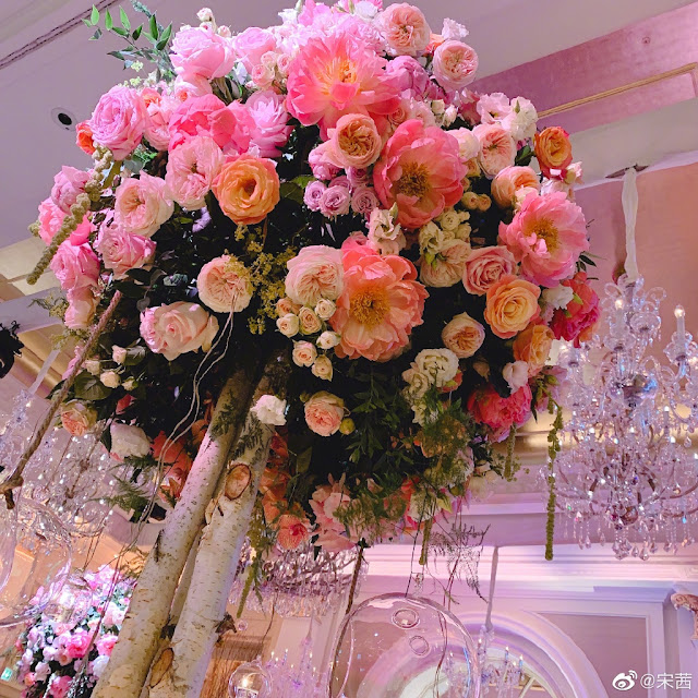 Zhang Ruoyun Tang Yixin wedding venue
