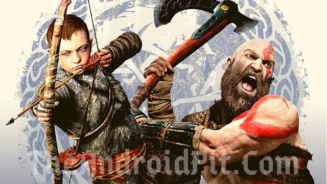 God of War 4 Game Free Download for PSP for Android