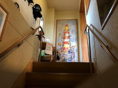 キャセロールの階段