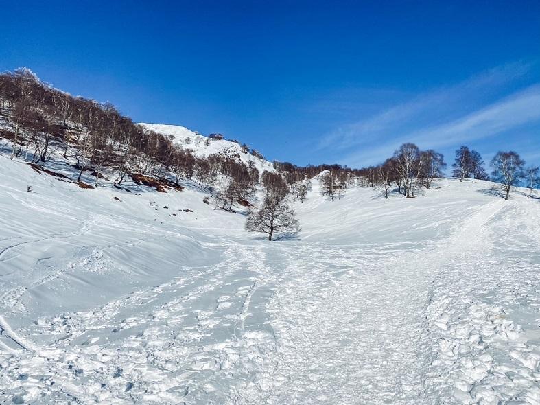 Trekking Passo Forcora Alpeggio di Monterecchio