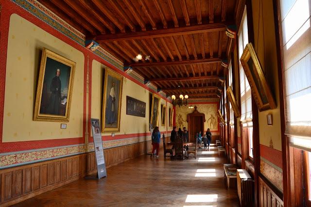Grande galerie Brézé