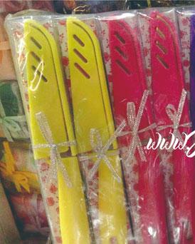Jual pisau untuk souvenir pernikahan