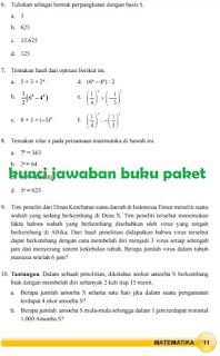 halaman 11 matematika kelas 9