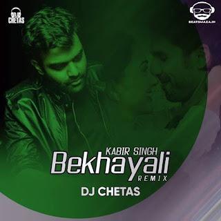 Bekhayali (Remix) - DJ Chetas