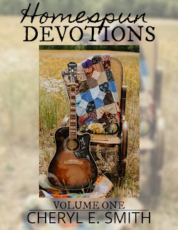 """Get our new book, """"Homespun Devotions: Volume One"""""""