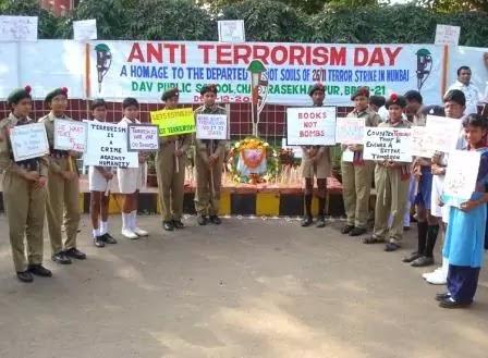Anti Terrorism Day 2021 Celebrations