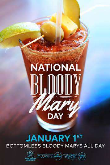 National Bloody Mary Day Wishes Pics