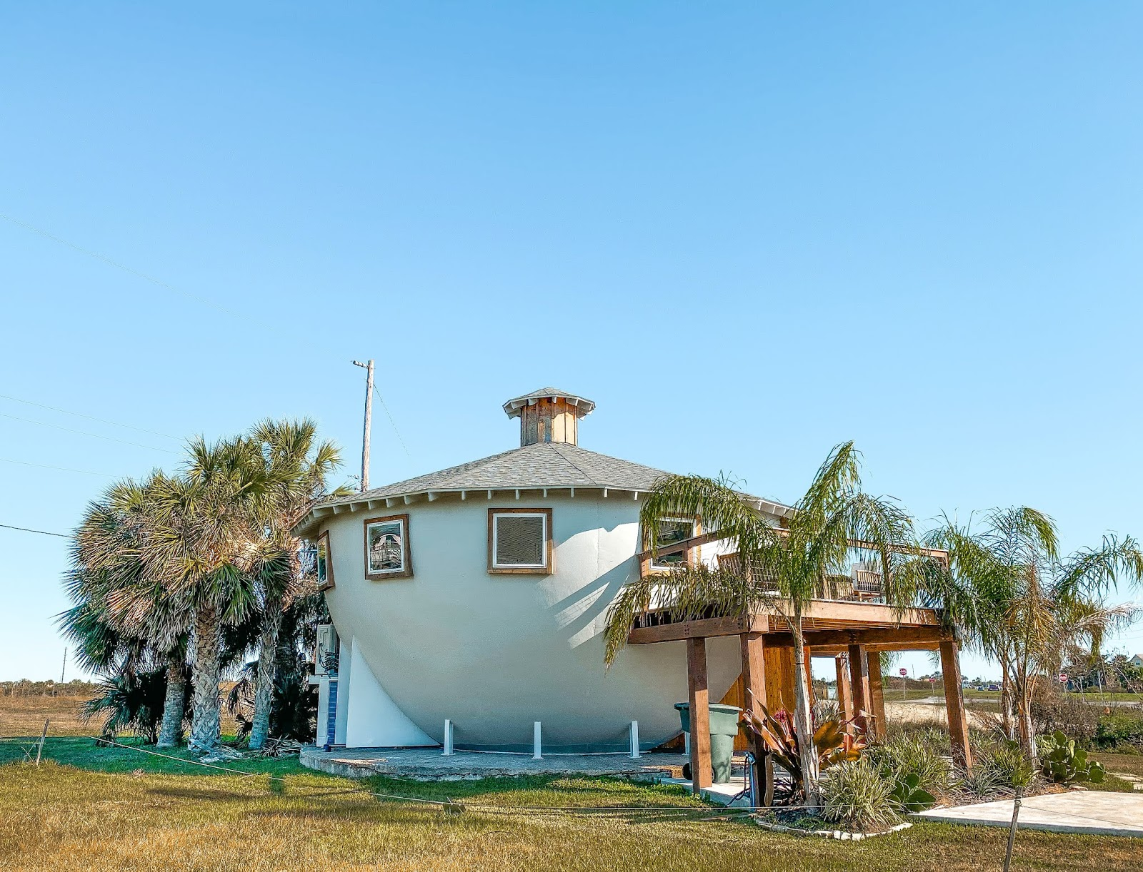 The Kettle House in Galveston