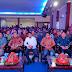 Ketua DPRD Luwu Hadiri Pelantikan Ketua KNPI Sulsel