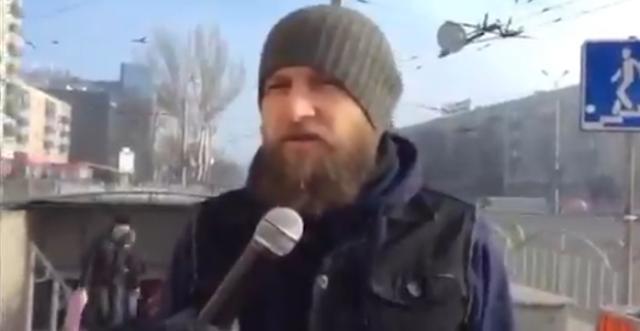 """""""Покажите это Лаврову"""", - житель Мариуполя сказал, что нужно делать с оккупантами РФ"""