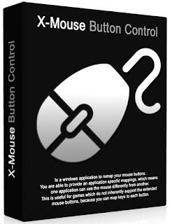 X-Mouse Button Control v2.17 Terbaru