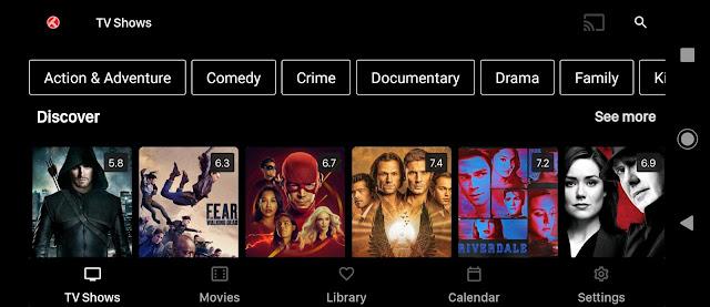 aplicație android pentru văzut filme online cu subtitrare