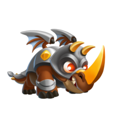 Battler Dragon (Baby)