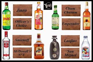 marcas bebidas top 50