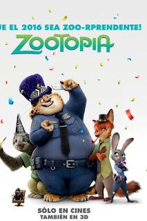 Zootopia (2016) – นครสัตว์มหาสนุก [พากย์ไทย]