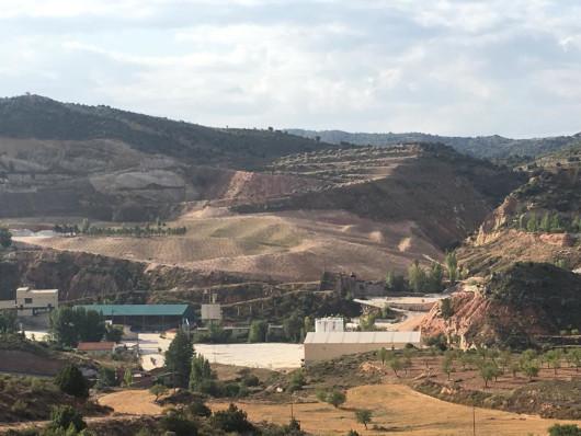Una empresa sueca visita el sistema de restauración ambiental de la mina Fortuna con el fin de replicarlo en la explotación de hierro más grande del mundo