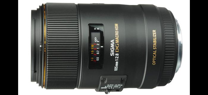 Sigma 105mm f/2.8 Macro