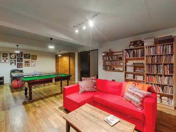 Contemporánea casa familiar en Melbourne Australia 2