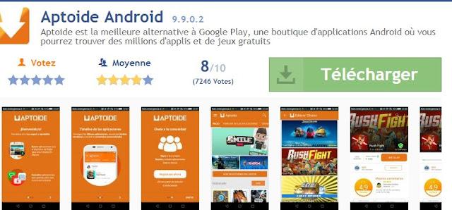 تحميل Aptoide Android 9.9.0.2 للاندرويد برابط واحد