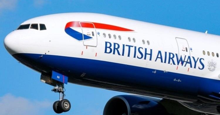 British Airways Hava Yolları İstanbul Şubesi Ofisi