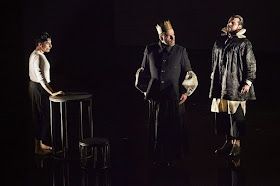 Verdi: Don Carlos - Leonardo Capalbo, Andreas Bauer Kanabas, Kartal Karadegik  - Opera Vlaanderen (Photo Annemie Augustijns)