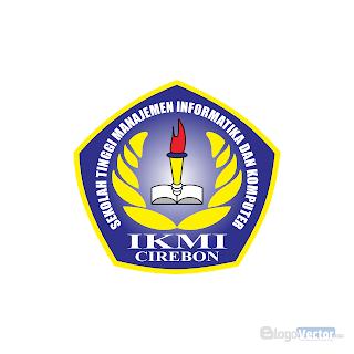 STMIK IKMI Cirebon Logo vector (.cdr)