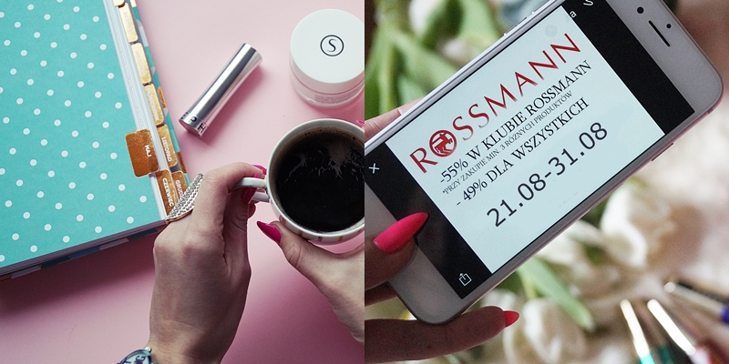 Promocja 49% Rossmann znowu w sierpniu... Co kupić?