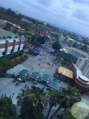 Disneyland E-Ticket Club Level