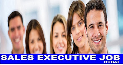 Sales Executive Jobs in Dubai