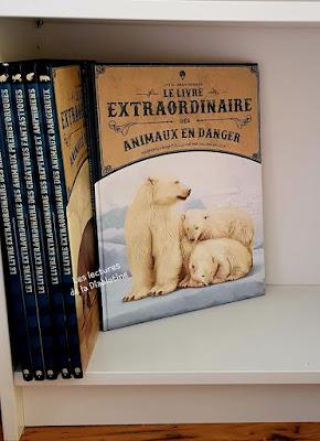 Le livre extraordinaire des animaux en danger